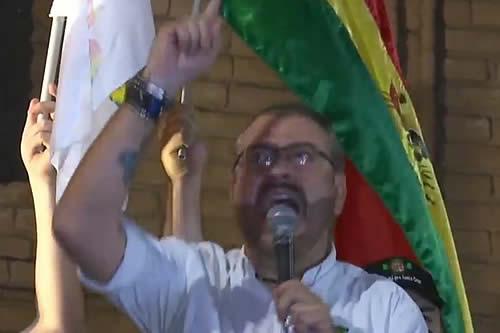 El Comité Cívico Pro Santa Cruz se declara en emergencia ante la sospecha de aprehensión de Rómulo Calvo