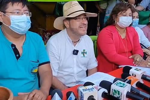 Rómulo Calvo llama 'déspota' al presidente Luis Arce y advierte con un nuevo paro cívico