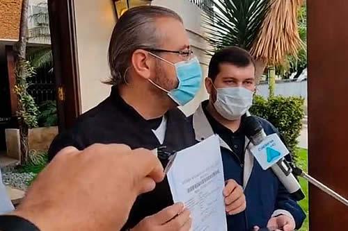 Cívico cruceño denuncia persecución en su contra, pero asegura que no tiene miedo