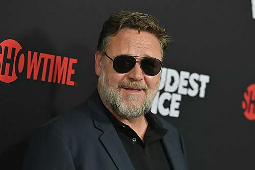 Russell Crowe construirá un gran estudio de cine en Australia