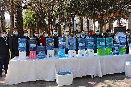 Senasag autoriza la comercialización de 53 marcas de embotelladoras de agua en Tarija