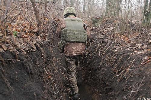Dos soldados ucranianos mueren en combates con separatistas