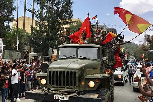 Etiopía: combates en el Tigray se extienden y los rebeldes avanzan en Afar