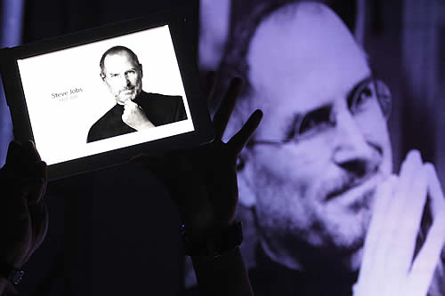 Una solicitud de empleo escrita a mano por Steve Jobs es subastada como NFT y en forma impresa