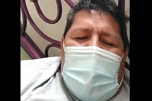 Suboficial fallece en situación dramática por COVID; la Policía da sus explicaciones
