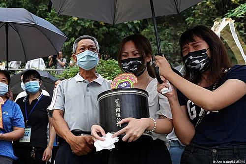 Taiwán rinde duelo tras su peor tragedia ferroviaria en décadas