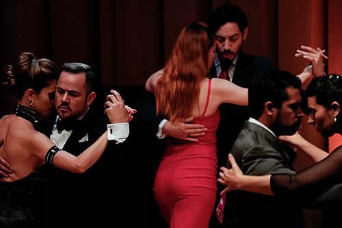 Buenos Aires celebra el Festival y Mundial de tango 2021
