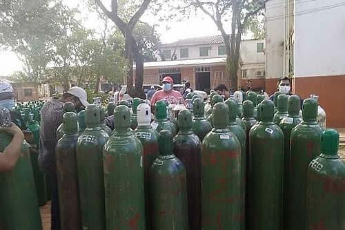Salud instalará un generador de oxígeno en Cochabamba con apoyo de la CBN