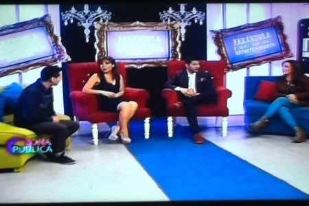 El anunciado retorno a la televisión de Paola Belmonte se concretó ...