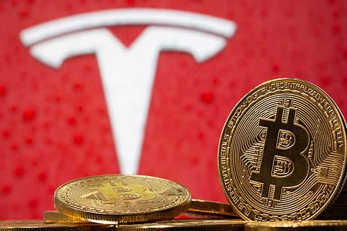 ¿Cuánto tendría que pagar en bitcoines por un Tesla?