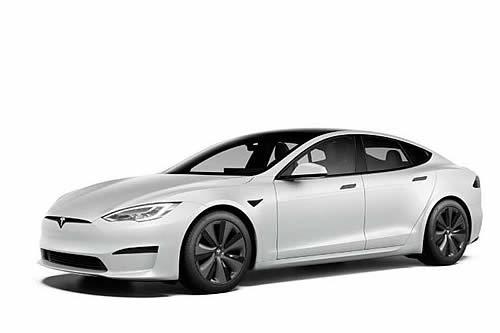 Un Tesla Model S Plaid 'destroza' en una serie de carreras a un Porsche de 185.000 dólares