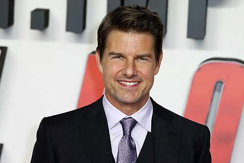 Una cuadrilla de vacas pierde la conciencia por culpa de Tom Cruise