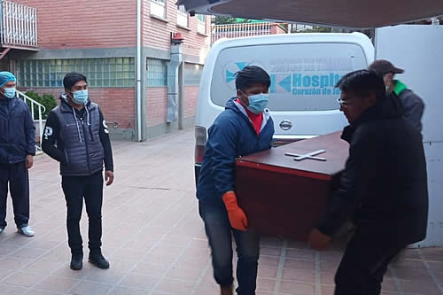 Viceministro de Defensa del Consumidor logra conciliación para que hospital entregue cadáver retenido por deudas
