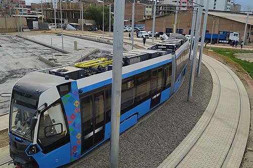Tren Metropolitano: Pruebas de las líneas Roja y Verde se realizan con éxito y prevén que entren en operación en 2022