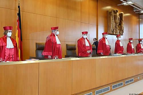 Justicia alemana da luz verde a plan de reactivación de la UE
