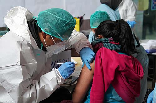 La Paz: SEDES pretende vacunar a 49.000 menores de cinco años contra enfermedades inmune prevenibles