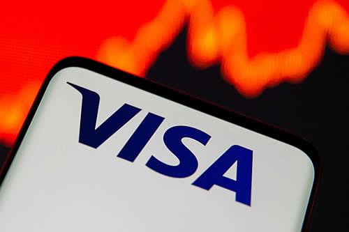 Visa compra un token NFT por 150.000 dólares