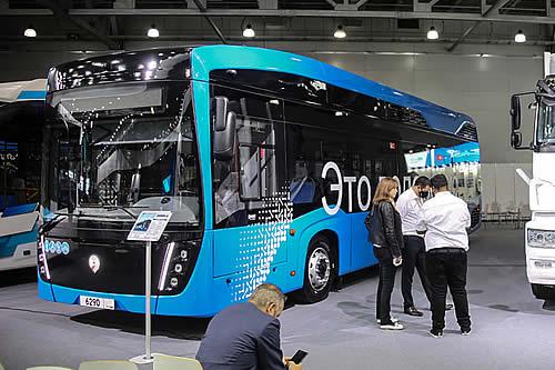 Moscú pondrá a prueba el 'vodorobus', un autobús propulsado por hidrógeno
