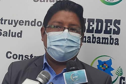 Sedes: Cochabamba requiere 850 mil dosis de la vacuna y recibió 148 mil