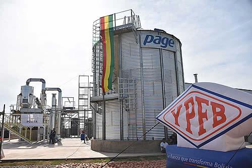 YPFB prevé recuperar la exploración hidrocarburífera para incrementar las reservas de gas
