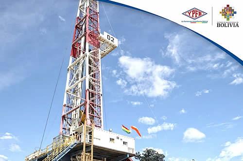 """YPFB inicia operaciones de perforación en el pozo """"San Miguel X2ST"""" en Cochabamba"""