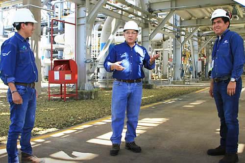 YPFB explica al Pacto de Unidad magnitud de los daños a la Planta de Amoniaco y Urea