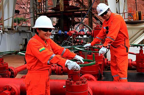 Chaco realizará exploración petrolera en área de Irenda