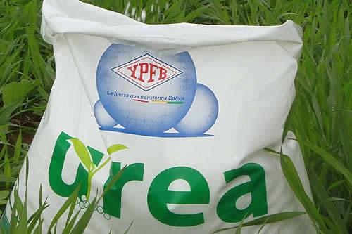 YPFB: Planta de urea cuenta con los insumos para producir bolsas de 50  kilos y de una tonelada   boliviaentusmanos
