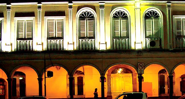 Edificio de la honorable Alcaldía de Cochabamba