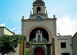 Iglesia y Convento La Recoleta