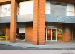 Centro Cultural Simón I. Patiño