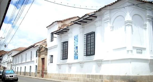 Museo charcas colonial