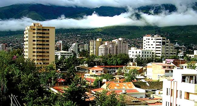 hoteles de cochabamba bolivia: