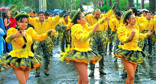 Carnaval de la Concordia – Corso de Corsos