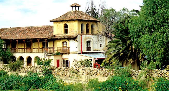 Casona de don Gil de Gumucio