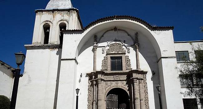Templo de San Pedro