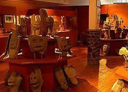 "Museo Antropológico ""Eduardo López Rivas"""