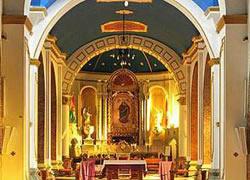 Santuario De La Virgen Del Socavón