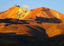 Volcán y Salar de Thunupa