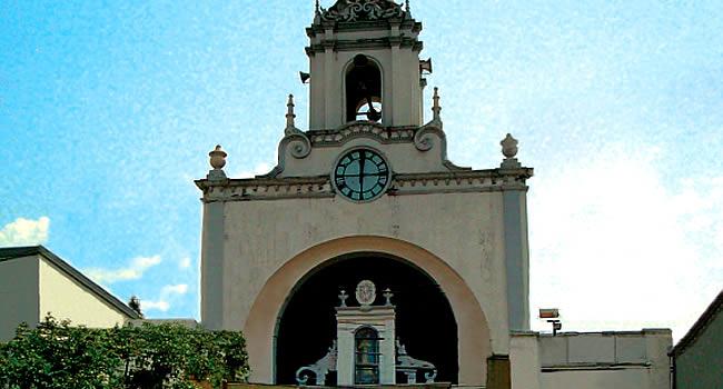 Iglesia y Convento la Recolecta
