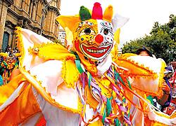 Carnaval de La Paz