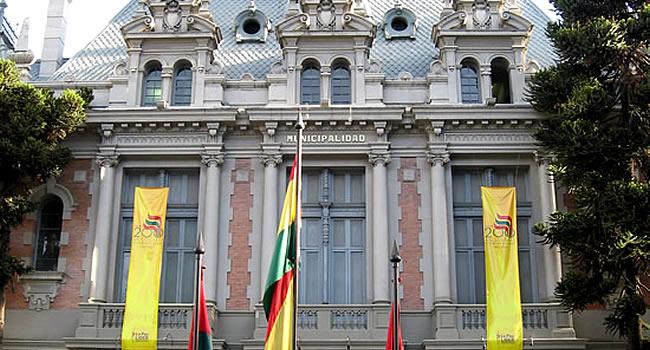 Municipalidad de La Paz