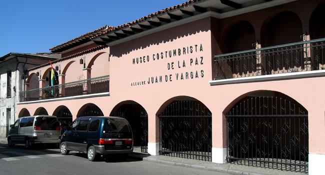 "Museo Costumbrista ""Juan de Vargas"""