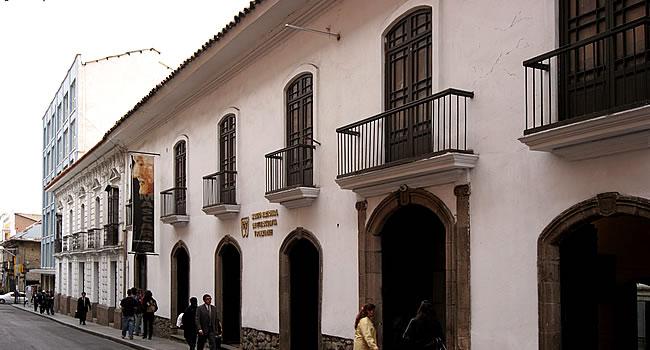 Museo de Etnografía y Folcklore