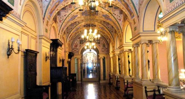 Museo Simón I Patiño - Casa de la cultura