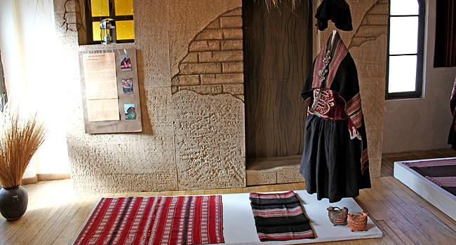 Museo de textiles Andinos Bolivianos