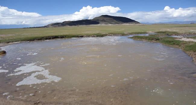 Pampa Auliagas y la Atlántida de los Andes