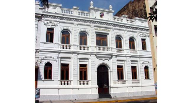 """Casa municipal de cultura """"Raúl Otero Reiche"""""""