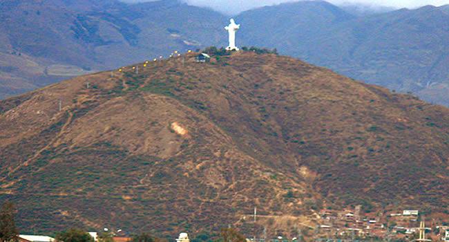 Colina de San Pedro