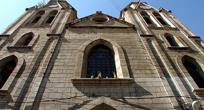 Templo compañia de Jesús